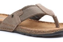 SIMPLE SHOES: Coronado / The thoughtfully crafted Coronado brings new levels of comfort and durability to the classic thong sandal. With a washed twill and full grain leather strap, sturdy rubber outsole and Memory Foam insole, the Coronado is designed to withstand years of wear while providing unbeatable comfort, day in and day out.