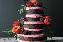 natural colored cakes
