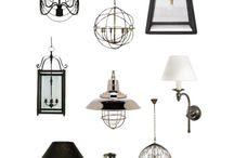 Dining table light fitting