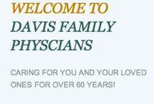 Internal and Family Medicine Clinics / Primary care, internal medicine and pediatric clinics. / by Davis Hospital