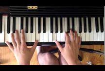 Piano / by Caroline Bauer