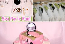 Kids Spa Party / by Agnes Wong