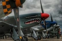 WWII Planes / Aircraft