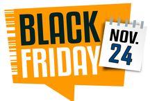 Black Friday 2017 / Alle informatie, verwachtingen en exclusieve aanbiedingen voor tijdens Black Friday 2017 vind je hier.