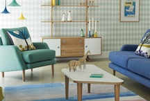 The 50's  Furniture Style