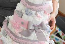 τούρτες με πάνες
