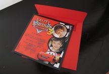Candy Bar Cars para Pedro y Lauti - 3 añitos! / Candy Bar Cars www.orygami.com.ar