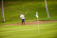 Golf in Hawaii / Golf Courses In Hawaii
