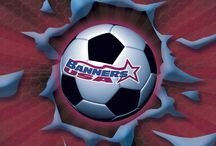 2014 Soccer Banners from Banners USA / A collection of our Vinyl Soccer Team Banner templates from our renowned Banner Builder