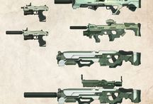 Just Guns and Firearms II - Concepts