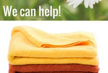 Towels 101 / Keep your towels smelling fresh with these tips from the experts.