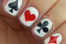 Vegas Nails / Nail art inspirations for Scentsy convention in Las Vegas. Gotta have fun nails to show my Scentsy Spirit!