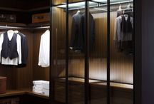 wardrobe-walk in closet