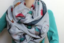 For the <3 of Scarves / by Kiki Renee