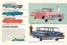 GM brochures