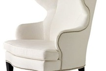 Chairs that Take Flight:  Stylish Wingbacks