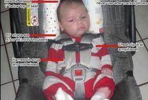 Kiddie- Car Seat Safety.!