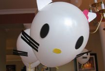 Hello kitty party if I only had a girl / by :)