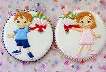 Mother's Day - Cakes, Cupcakes, Cookies Den matek - dorty, cukroví