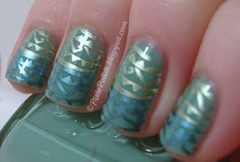 Nail Extravagance / Interestings ideas for finger& toe nails :) / by Lisa Campanella