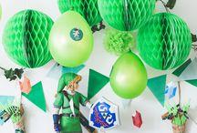 Deco Zelda