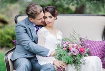 Whimsical Fairytale Romance Wedding / Beautiful wedding editorial at Vancouver Island's Olympic View Golf Club.
