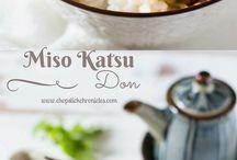 Japanese foodie