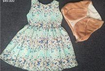 Vestidos para niñas / Venta de vestidos para niñas