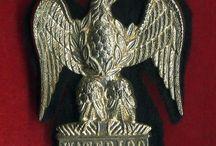 Waterloo insignes / Photo 's en Medailles