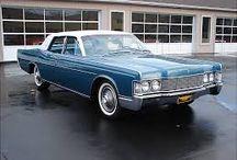 60's american cars