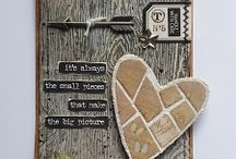 Tim Holtz Inspired