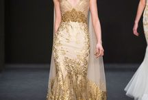 Badgley Mischka at New York Fall 2015|Runway|