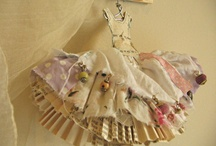 paper dress creations