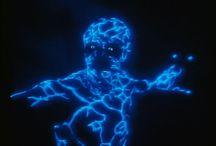 Movies / Wildfire UV Black light effect