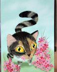 Kattoon en furball kitties / Leuke eigenzinnige katten die een eigen kijk hebben op de wereld om hen heen.