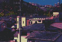 Pixelscapes