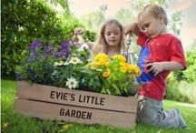 Children's planter ideas