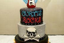 Torta Rock