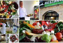 #salaattiravintolajäniksentarina / Salaattiravintola Jäniksen tarina alkoi Oulussa. Todella iso valkoinen jänis loikkasi pyöräni eteen Kansankadulla. Sillä ei ollut mihinkään kiirettä. Se katsoi minua ja hörösteli korviaan. Sitten se alkoi hiljaa loikkia kohti Plaanaojan varren pikku puistoa. Hymyilin ja kiitin johdatusta: upea nimi salaattiravintolalle. http://kaupunnimedia.fi/uluko-oululainen-markku-tauriainen/