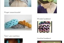 Craftiness! / Wrap headband tutorial! / by Kate Miller