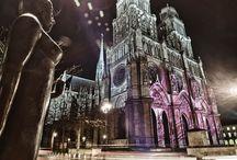City lights - Orléans 2014