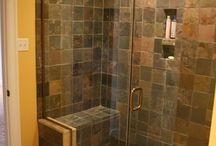 Bathroom redo ideas / by Jana Kelley