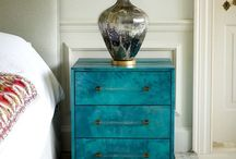 Teal Objects