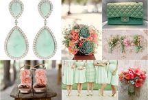 Jenny's wedding ideas :) / Some ideas for a mint green themed wedding :)