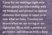 Prayers for our marriage