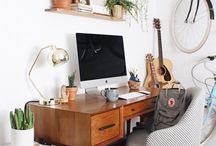 Inspiration: Working space
