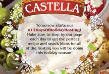 12 Days of Holiday Hosting!