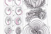 Zentangle / Zendoodle