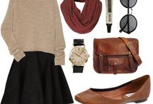 Outfit love / by Katie Weber