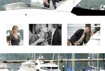 Weddings in the Gulf Islands / A selection of photographs taken in the Gulf Islands of British Columbia by photographer Nancy Angermeyer